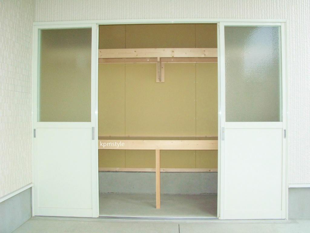ロフト・サンルーム、そしてガレージのある戸建てアパート (八戸市田向)4