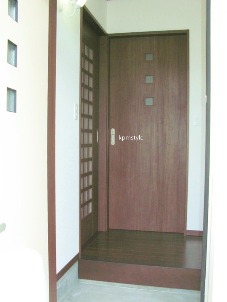 ロフト・サンルーム、そしてガレージのある戸建てアパート (八戸市田向)5