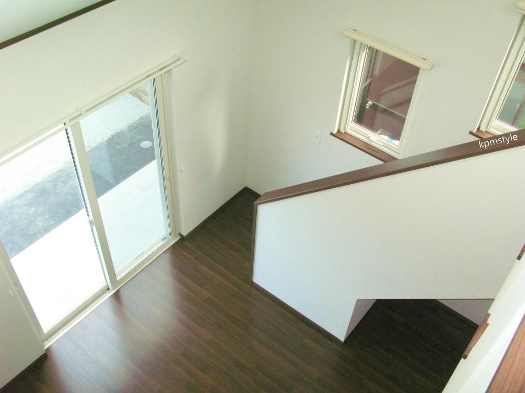 ロフトとガレージのある戸建てアパート (八戸市田向)11