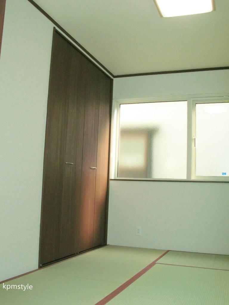 ロフト・サンルーム、そしてガレージのある戸建てアパート (八戸市田向)16