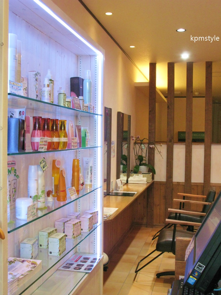 美容室ラヴィールプラス 様(おいらせショッピングセンター)6