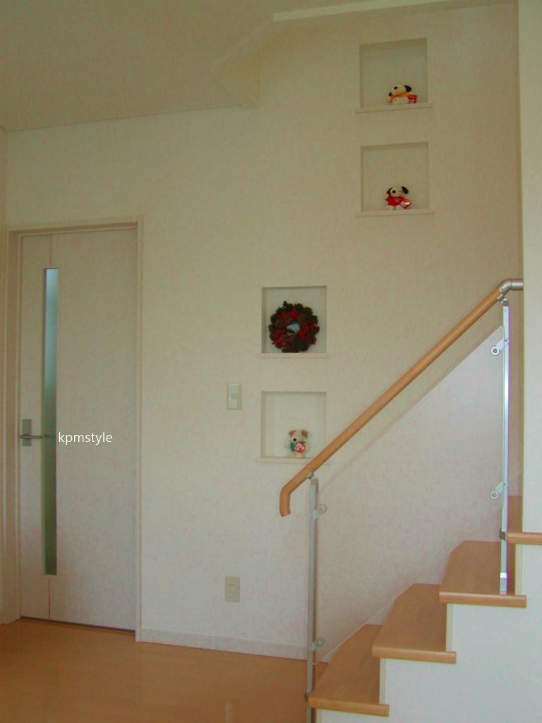 天窓からの光が優しく降り注ぐ床ガラスの家 (八戸市尻内町)6