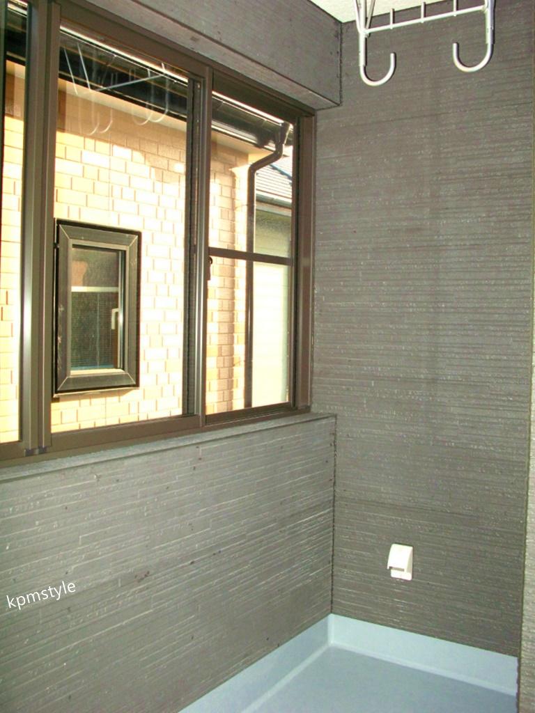 玄関にこだわりのコンクリートテイストのクロークがある家 (八戸市鮫町)13