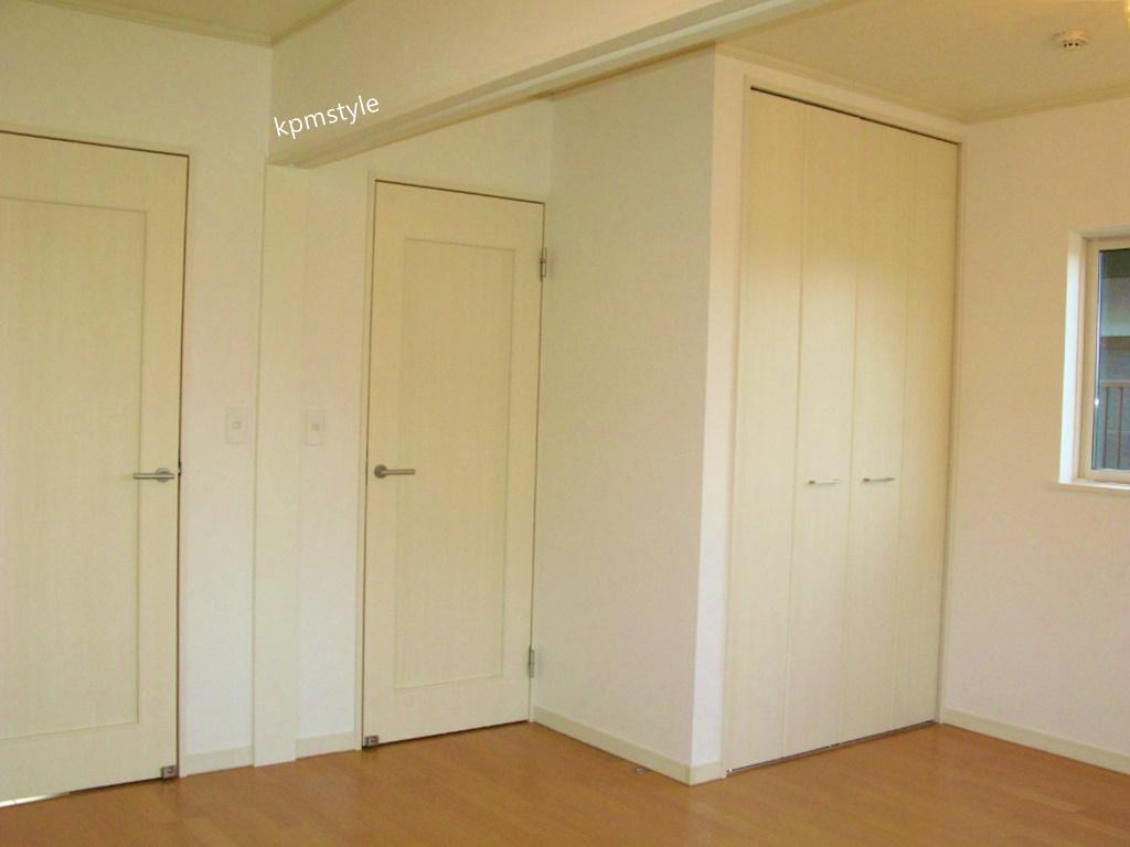 玄関にこだわりのコンクリートテイストのクロークがある家 (八戸市鮫町)19