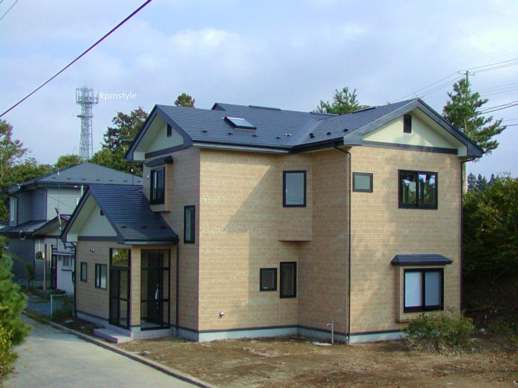 和と洋が心地良く調和する家 (三戸郡福地村)