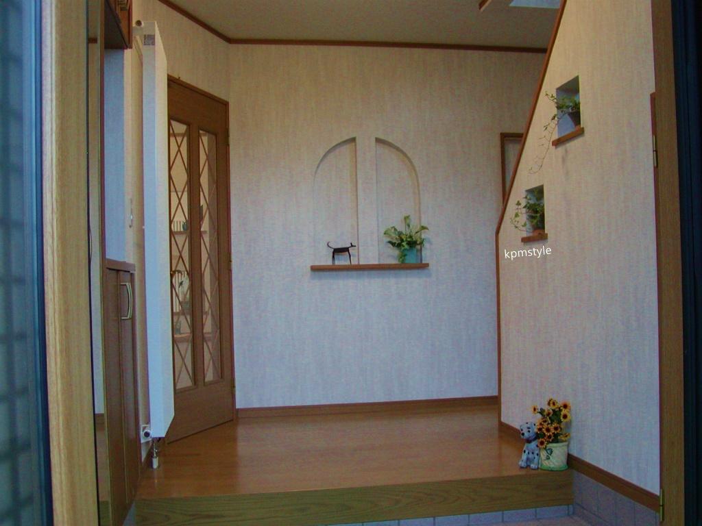 和と洋が心地良く調和する家 (三戸郡福地村)2