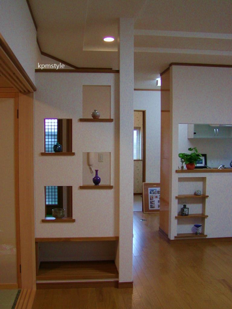 和と洋が心地良く調和する家 (三戸郡福地村)5