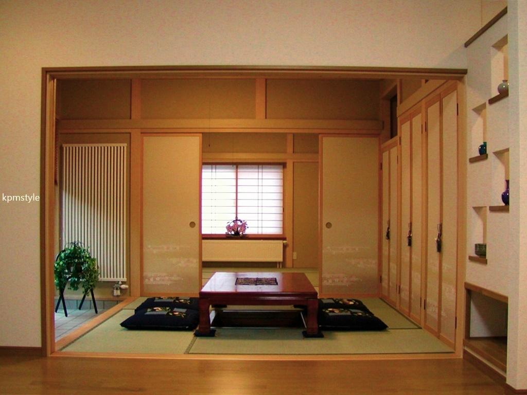 和と洋が心地良く調和する家 (三戸郡福地村)10