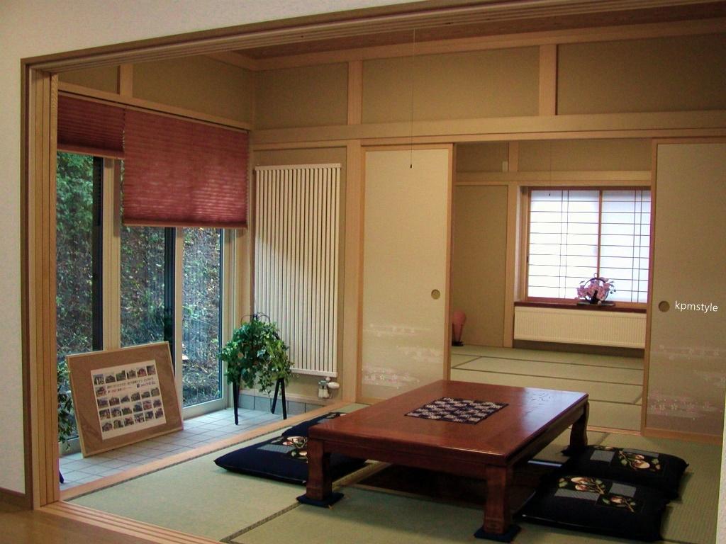 和と洋が心地良く調和する家 (三戸郡福地村)11