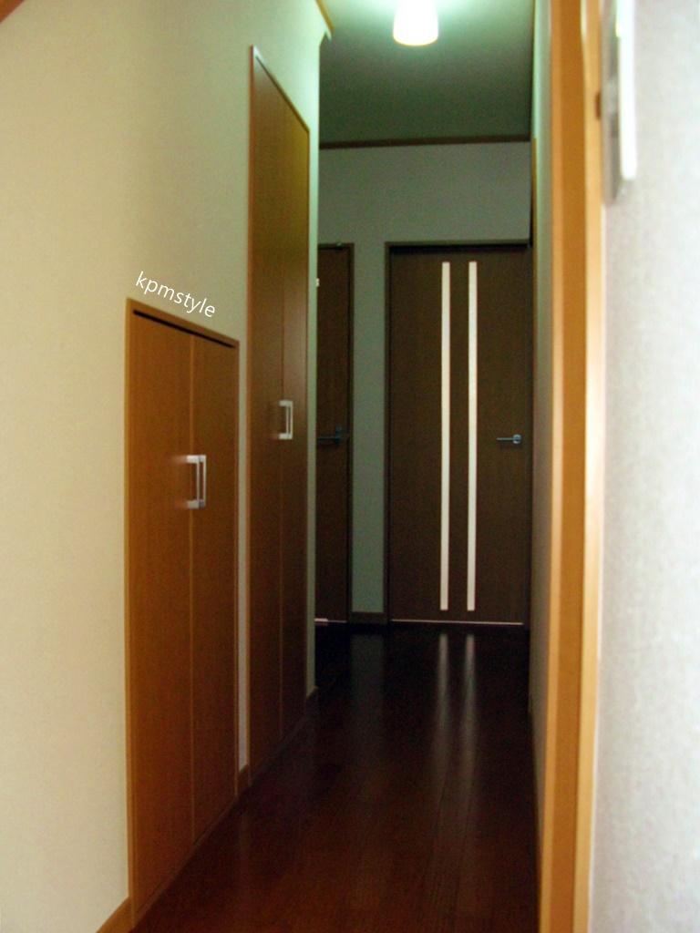 シックな黒い外壁の家 (八戸市妙)4