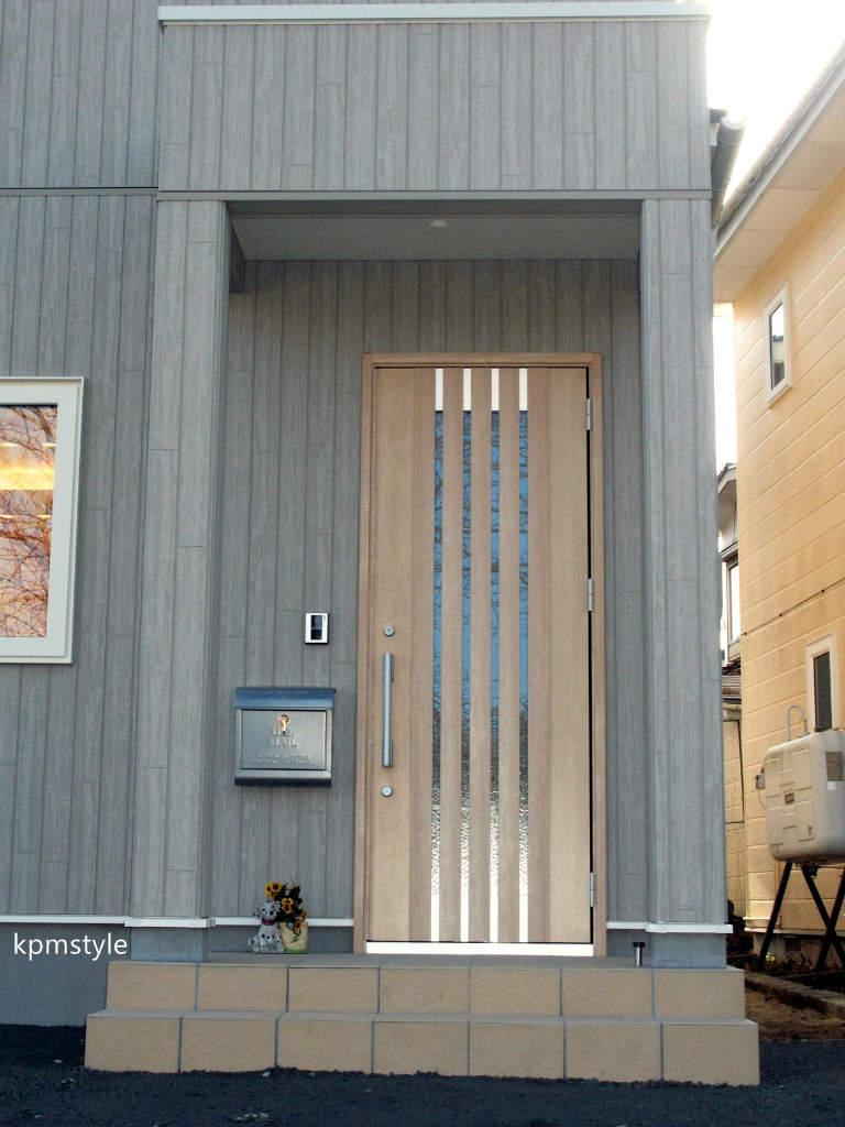 住宅地でもプライバシーを確保できるコートテラスの家 (八戸市長者)2