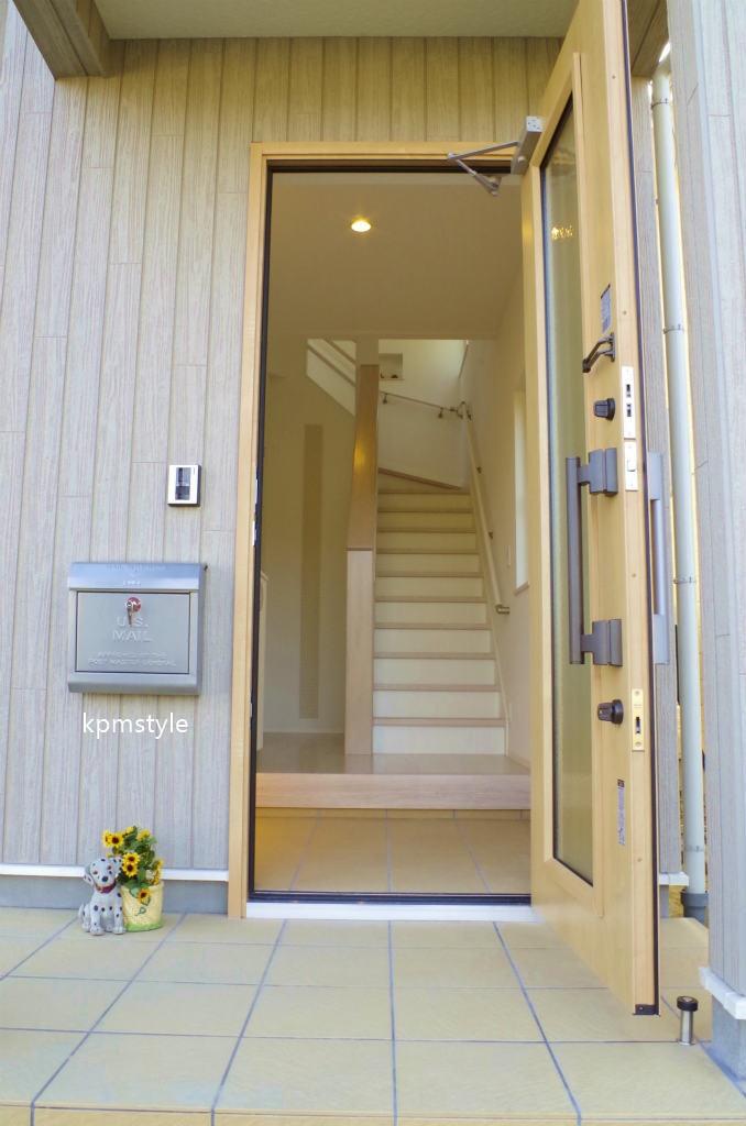 住宅地でもプライバシーを確保できるコートテラスの家 (八戸市長者)3