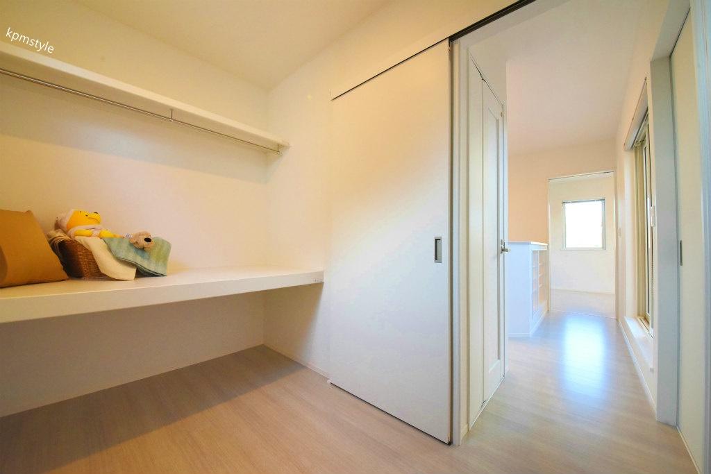 住宅地でもプライバシーを確保できるコートテラスの家 (八戸市長者)15