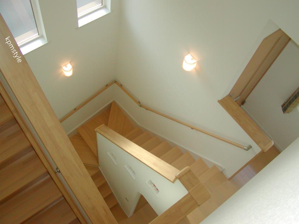 LDKから眺めるコートテラスのある家 (八戸市長苗代)20