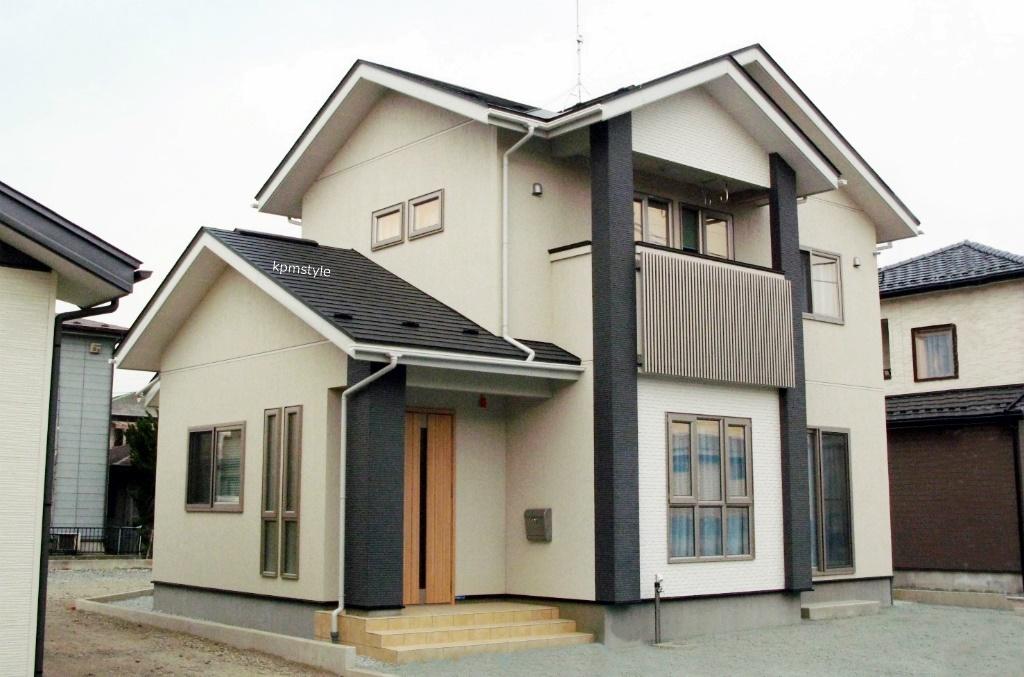 回動線のある高性能な家 (八戸市類家)