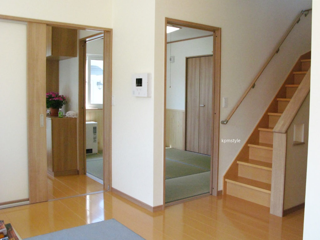 回動線のある高性能な家 (八戸市類家)6
