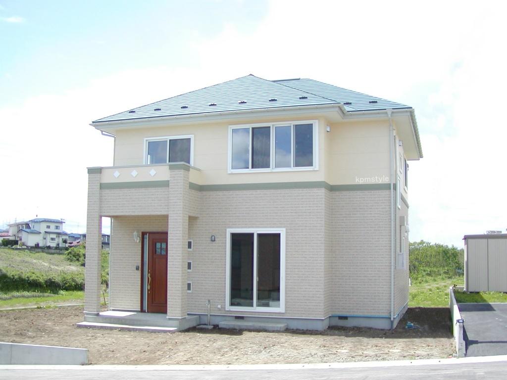 20代で建てる、ライフプランを考えた高性能な家 (八戸市大久保)