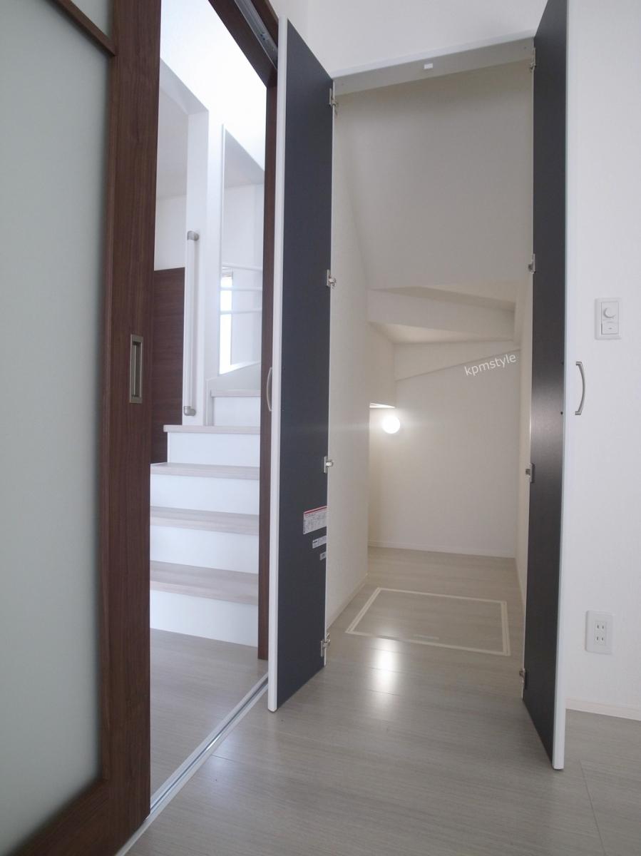 天井が高く開放的な家 (八戸市根城)11