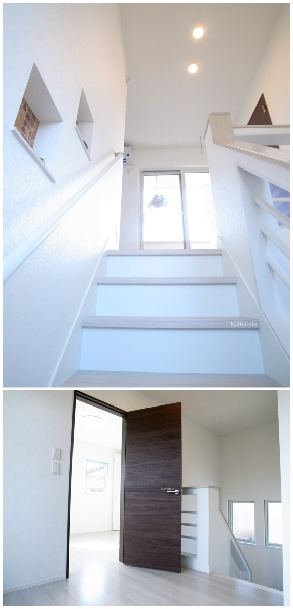 天井が高く開放的な家 (八戸市根城)12