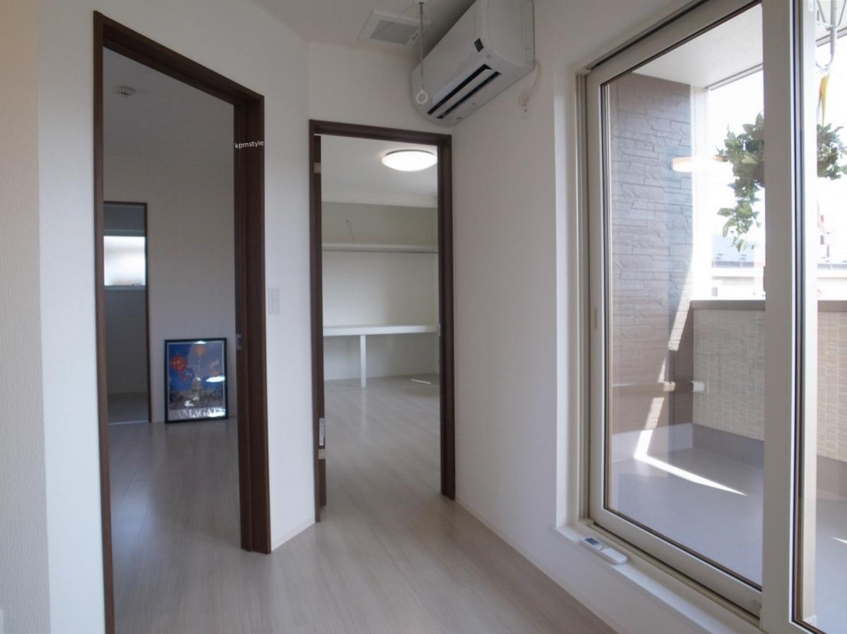 天井が高く開放的な家 (八戸市根城)14