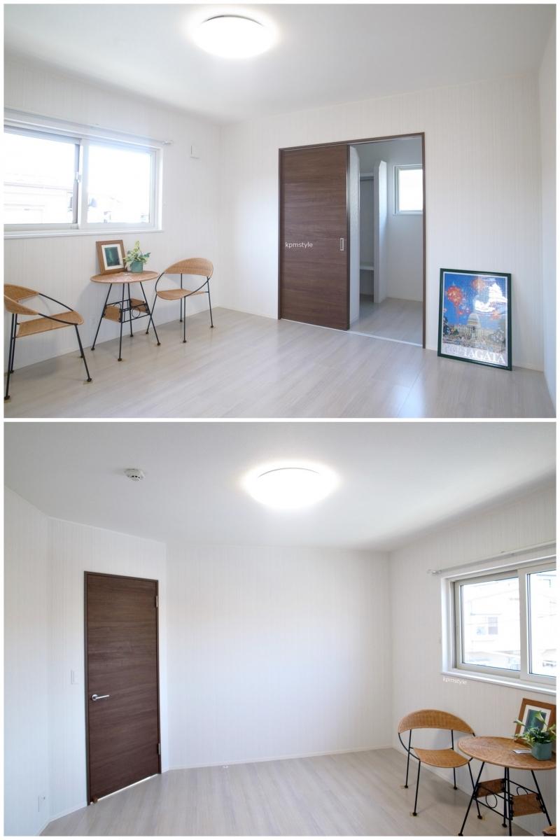 天井が高く開放的な家 (八戸市根城)17