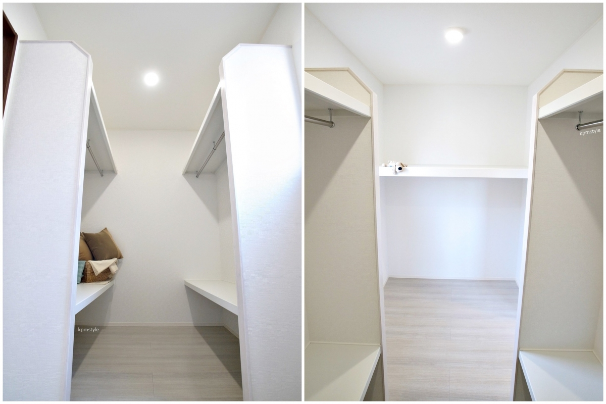 天井が高く開放的な家 (八戸市根城)18