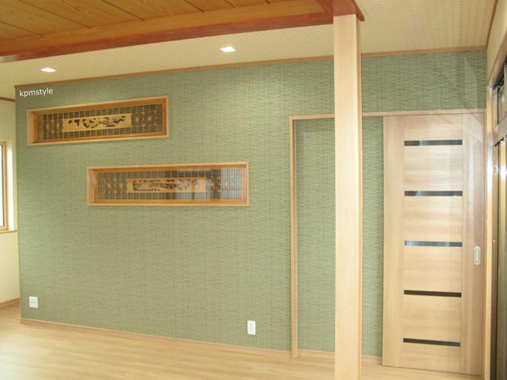 和室の続き間は、和のテイストを引き継いだモダンな空間へ (八戸市根城)7