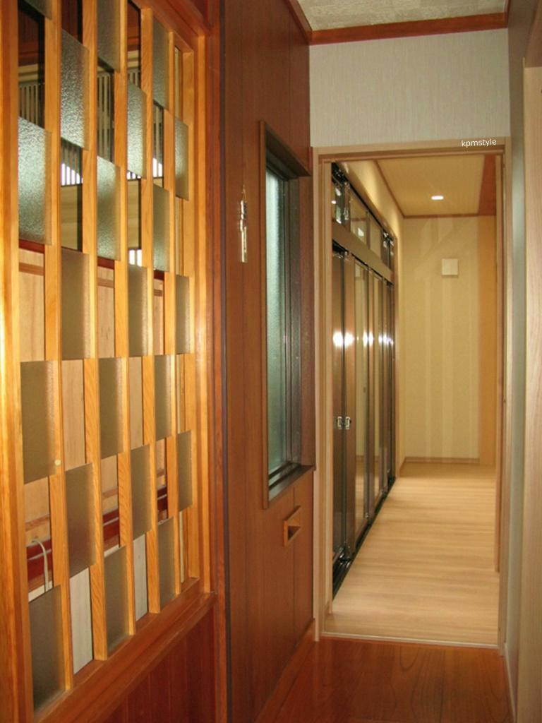 和室の続き間は、和のテイストを引き継いだモダンな空間へ (八戸市根城)11