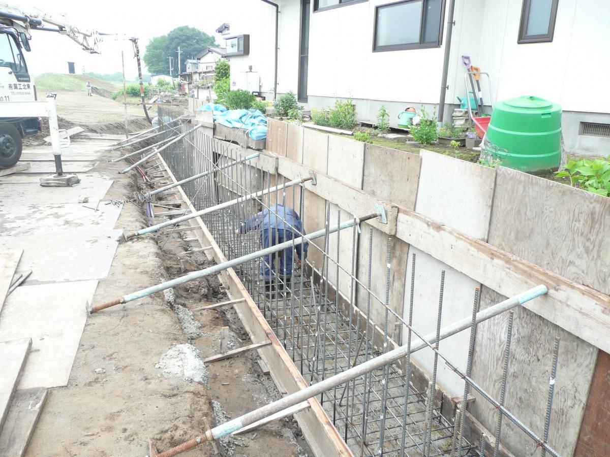 H様邸 アプローチ・門・フェンス10