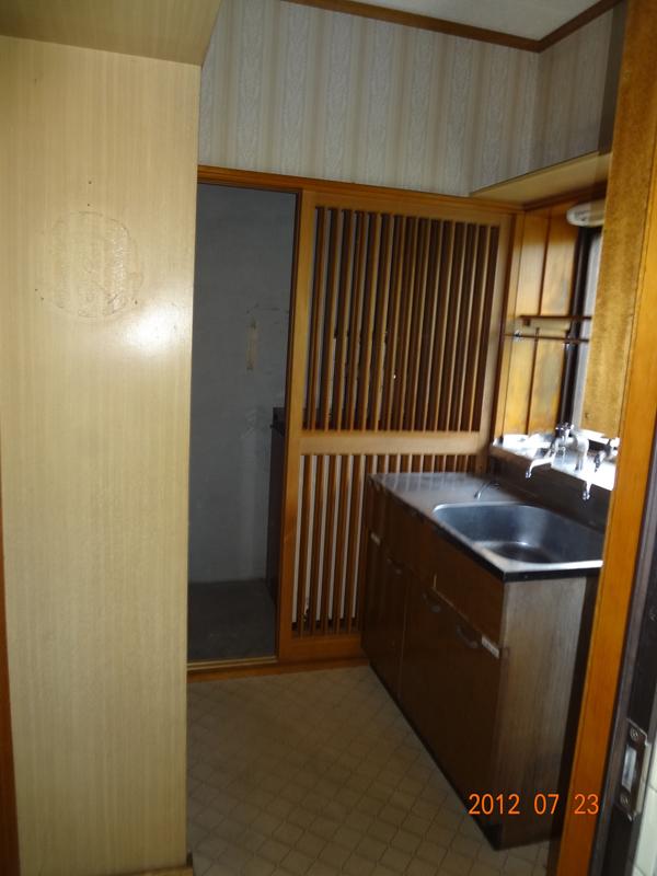 O様邸 洗面所、浴室リフォーム エコキュート