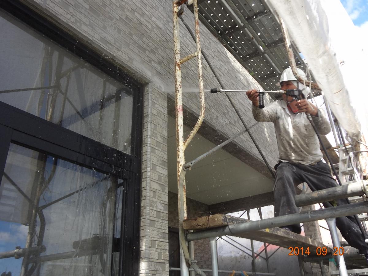 S様邸 外壁塗装工事9