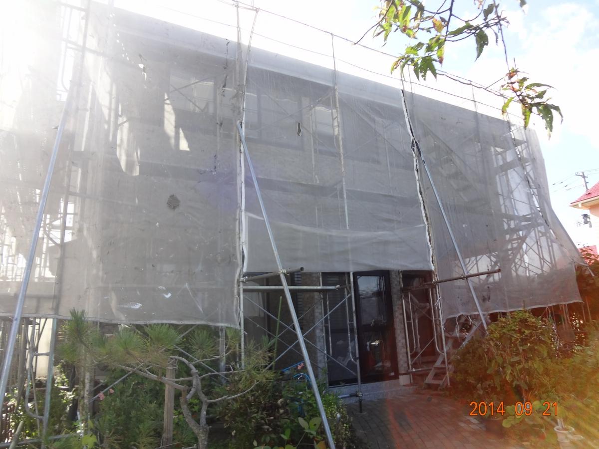 S様邸 外壁塗装工事12
