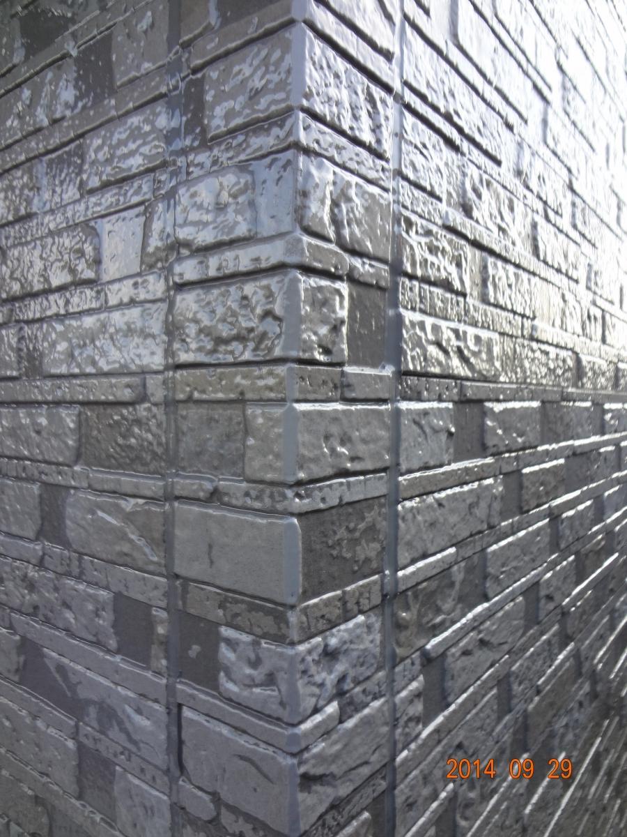 S様邸 外壁塗装工事13