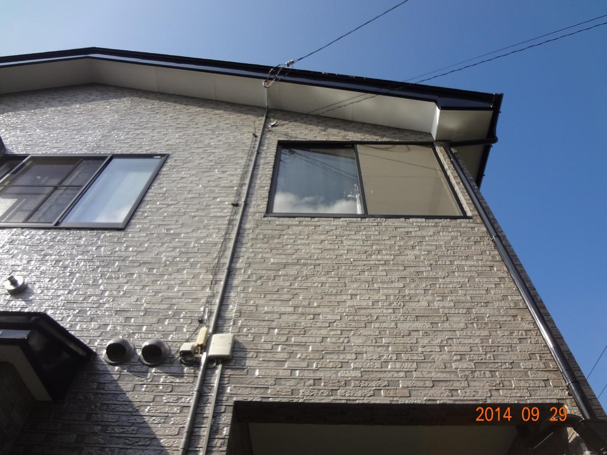 S様邸 外壁塗装工事14