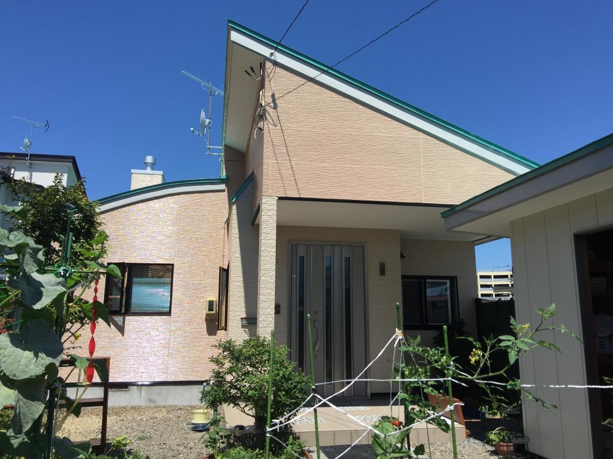 O様邸 屋根外壁塗装工事