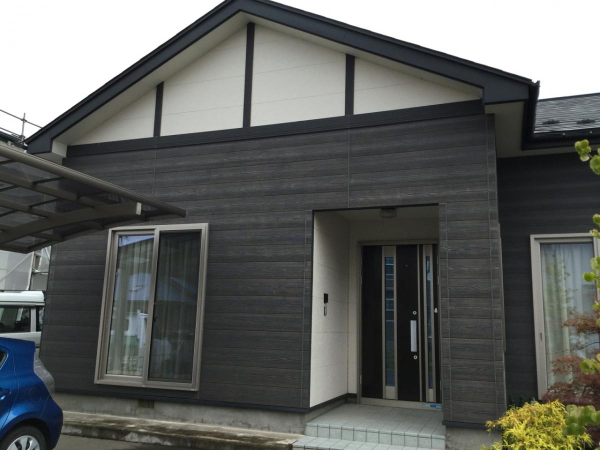 U様邸 屋根外壁塗装工事3