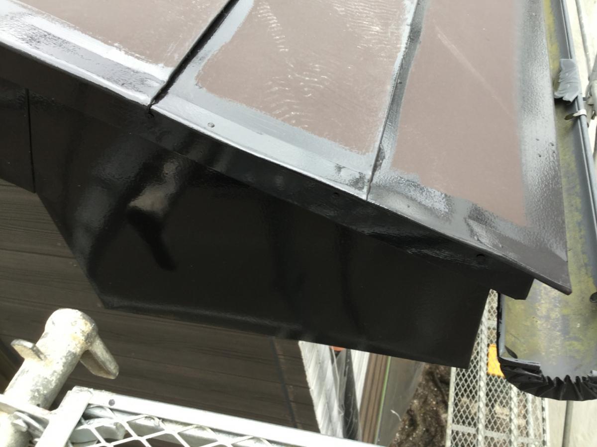 U様邸 屋根外壁塗装工事6