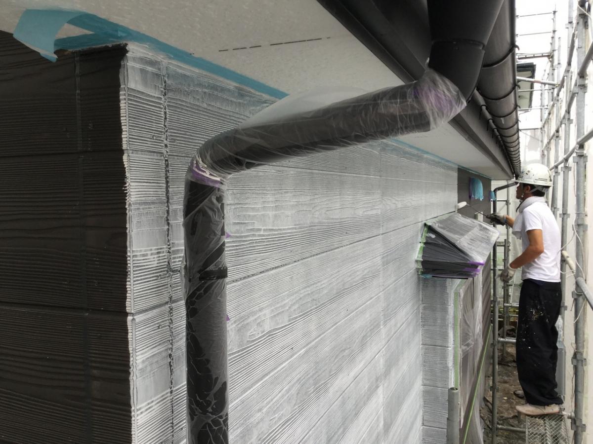 U様邸 屋根外壁塗装工事7