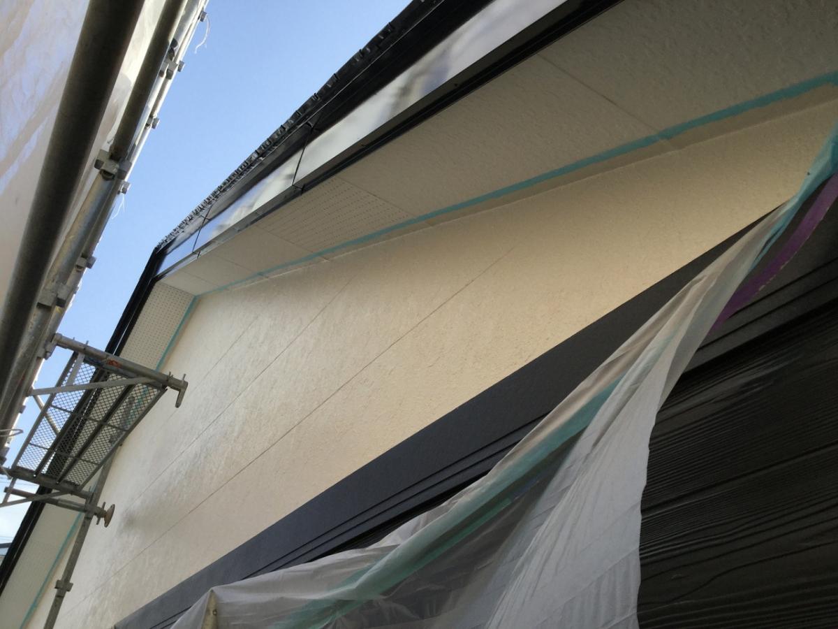 U様邸 屋根外壁塗装工事10