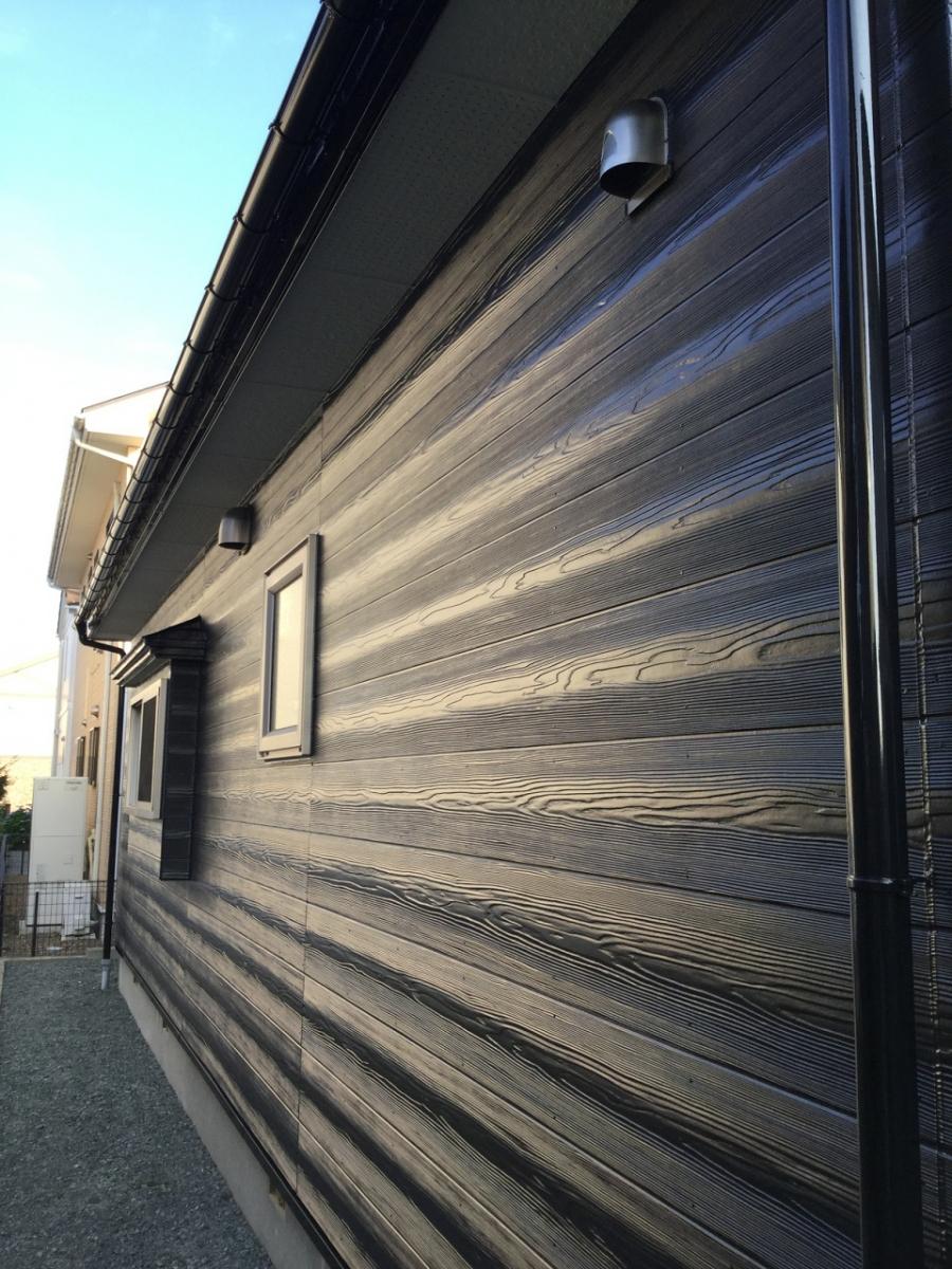 U様邸 屋根外壁塗装工事11