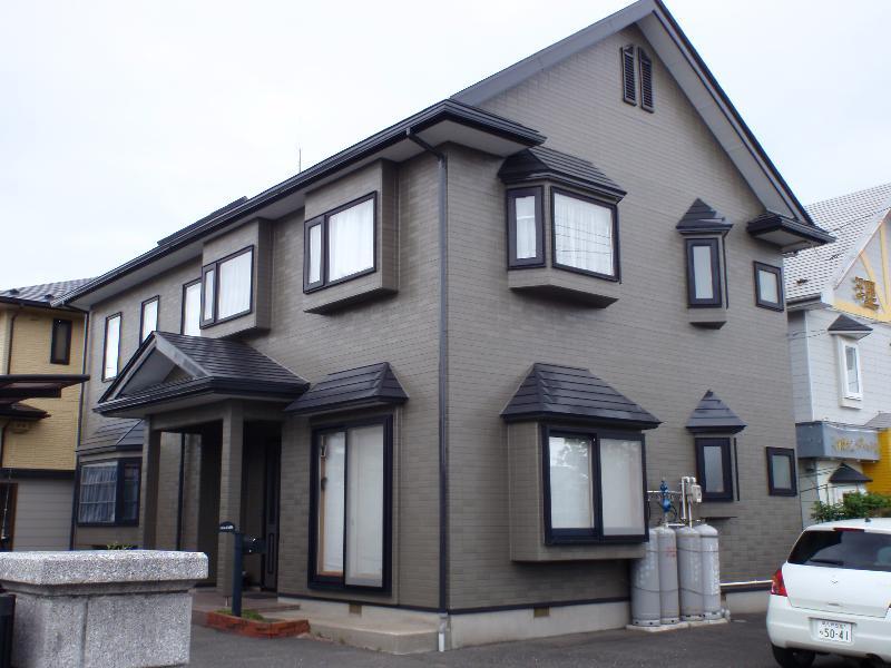 屋根・外壁の塗装1