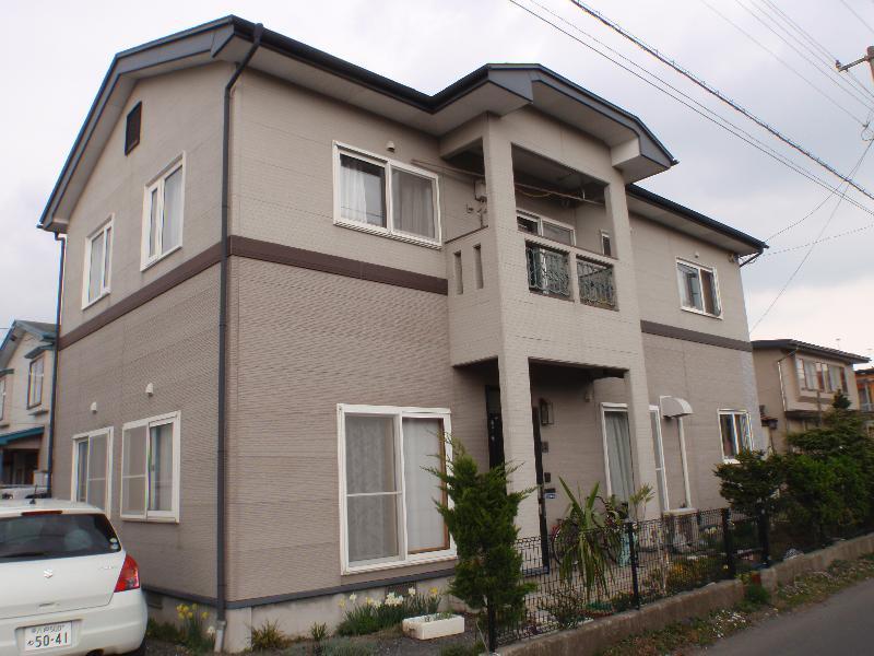 屋根・外壁の塗装2