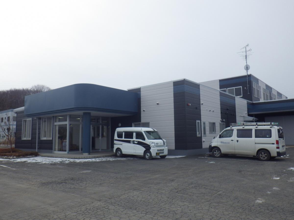 八戸市市内事務所 外部塗装改修工事